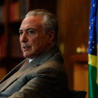 Dono da JBS gravou Temer dando aval para comprar silêncio de Cunha